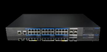 24口PoE全千兆网管型交换机